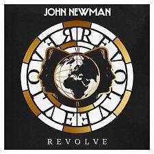 John Newman   'Revolve'        CD   (Brand New)