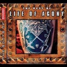 LIFE OF AGONY - BEST OF... CD HEAVY METAL 16 TRACKS NEU
