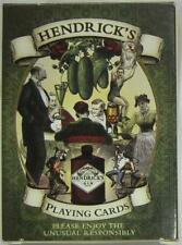 Hendrick's Playing Cards