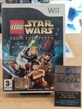 WII Lego Star Wars La Saga Completa