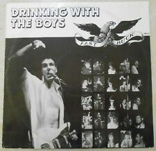 """Vinyl 12"""" 45 EP  Fast Buck  Drinking With The Boys  Made in Australia FM001 RARE"""