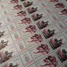 FEUILLE SHEET TIMBRE ANNIVERSAIRE DE LA LIBÉRATION N°2313A x40 1984 NEUF ** MNH