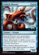 Sealock Monster NM x4 Duel Decks: Elspeth Vs. Kiora MTG Blue Uncommon