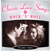 Time Life - Classic Love Songs Of Rock 'N' Roll Vol.3 - 2CDs - 40 Hits