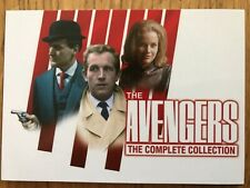 THE COMPLETE AVENGERS - SERIES 1 BASE SET - ALL 54 CARDS