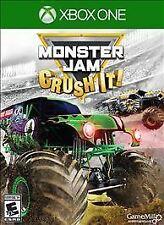 Monster Jam: Crush It Xbox One [Brand New]