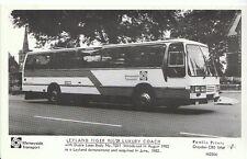 Transport Postcard - Merseyside - Leyland Tiger TL11/2R Luxury Coach - Ref 2407