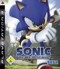 SONY PS3 Sonic The Hedgehog PlayStation 3 Kult Spiel SEGA deutsche Texte