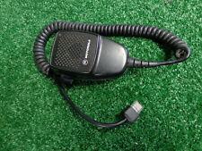 Motorola HMN3008A Radio 8pin Mic w/ LED M1225 CM300/200 GM300 CDM1550 Mototrbo