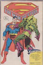 SUPERMAN SUPPLEMENTO AL NUMERO 12 DI CORTO MALTESE DICEMBRE 1988