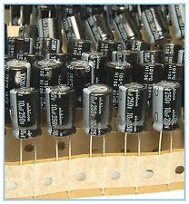 (10pcs) 10uf 250v Nichicon Radial Electrolytic Capacitors .10x16mm 250v10uf
