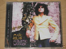 MARC BOLAN/ACOUSTIC WARRIOR/ CD ALBUM