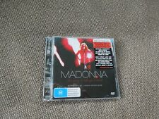 Madonna I'm Going To Tell You A Secret RARE Australian CD / DVD Album