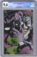 Batman : The Killing Joke #nn CGC 9.6 HI GRADE DC Comic KEY Origin Joker/Oracle
