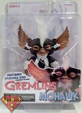 "MOHAWK Gremlins Movie 3"" inch Mogwais Figure Poseable Eyes Series 2 Neca 2012"