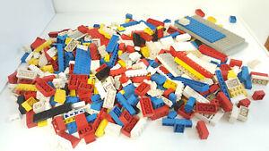 Original Vintage Lego Brick Building Pieces Lego Bricks Job Lot 2