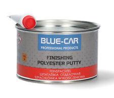 Feinspachtel Spachtelmasse 2K Spachtel Autospachtel 250g + Härter BLUE-CAR