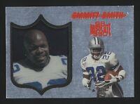 1998 Absolute SSD EMMITT SMITH silver Dallas Cowboys card #91