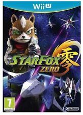 STAR FOX ZERO - Nintendo Wii U - NEW & SEALED, UK PAL