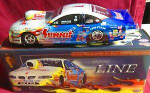 JASON LINE 2007 SUMMIT RACING, 1/24 AUTHENTICS PRO STOCK, PONTIAC GTO