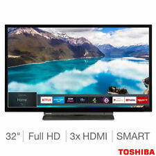 Toshiba 32 Inch Full HD Smart TV DLED Backlight Built in Wi-Fi +Freeview 5 Yr wa