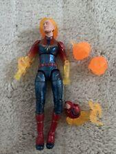 Marvel Legends MCU Captain Marvel Binary Form Complete