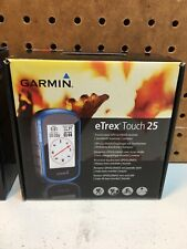 Garmin eTrex Touch 25 Original Box Empty No Unit