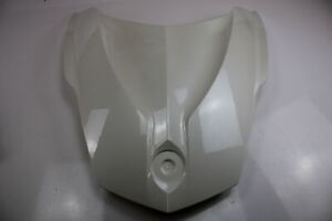 CAN-AM OEM 2019 SPYDER RT FRONT STORAGE HOOD PANEL (WHITE) #70500621