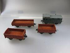 Colección 4 vagones de (impulso 1)