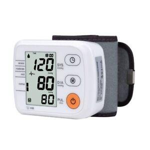 Tonómetro Digital Automático Para Medir La Presión Arterial Y El Ritmo Cardíaco