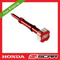 FUEL MIXTURE SCREW KEIHIN FCR RED HONDA CRF CRFX 150 250 450 CRF250R SCAR