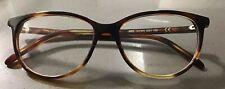 New Oscar Magnuson 8722 Round Tortoise Cat Eye Plastic Eyeglass Frame 51-15-135