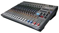 DJ PA 12 / 13 Channel Powered Mixer MP3 USB Player Phantom,GAIN,EFF,PAN MGP13