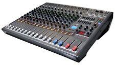 DJ PA 12/13 Channel 700W Powered Mixer MP3 USB Player 48V,GAIN,EFF,PAN MGP13