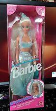 1991 MATTEL MERMAID BARBIE - RAINBOW HAIR - #1434 NEVER REMOVED FROM BOX