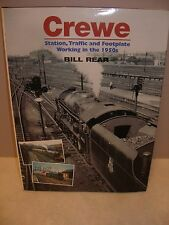 Crewe - Station, Traffic and Footplate Working in the 1950's