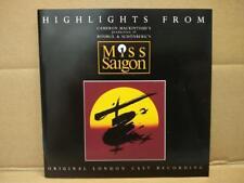 Miss Saigon Movie OST Alain Boublil Claude-Michel Schönberg Germany CD FCS8329