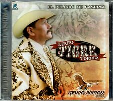 Lucio Torrez El Tigre El Peligro Me Fascina   BRAND  NEW SEALED  CD