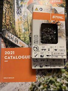"""STIHL 2X 12""""chain Fits MS160 T SAW—- HTA 65 66 85 86 HT 103 131 133 PRUNERS"""