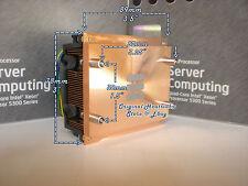 Intel Heatsink Fan For Xeon 5170 5180 5160 Socket J LGA771 CPU-Processor - New