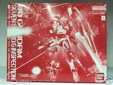 Premium Bandai MG 1/100 00 Gundam Seven Sword G Inspection GN-0000GNHW 7SGD2 JPN