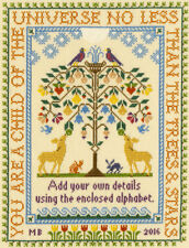 Bothy Threads Punto Croce Kit-Albero della Vita