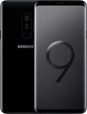 Samsung Galaxy S9 G960FD - 64GB - Midnight Black (Unlocked) Smartphone