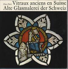 H.Dürst - VITRAUX ANCIENS EN SUISSE - ALTE GLASMALEREI DES SCHWEIZ - 1971