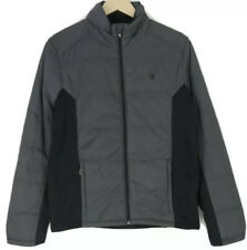 Spyder Polar ThermaWeb XT Hooded Puffer Jacket Coat Small. NWT