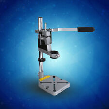 Adjustable Bench Drill Press Stand Workbench Repair Tool Clamp Drilling 38-43mm