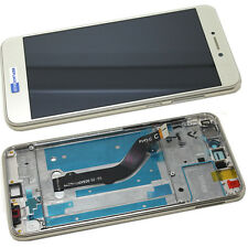 for Huawei Ascend P8 Lite 2017 LCD Touch Screen Assembly With Frame Gold OEM