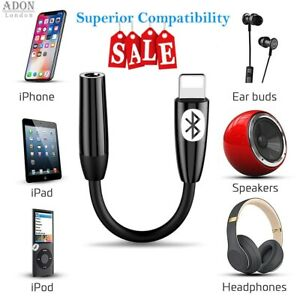 Adapter For iPhone to 3.5mm Jack Connector cable Earphone Aux Apple 12 11 X XR