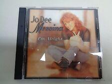 I'M ALRIGHT by Jo Dee Messina New CD Mar-1998 Curb