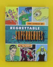 the league of regrettable superheroes loot crate edition jon morris h/b 💕